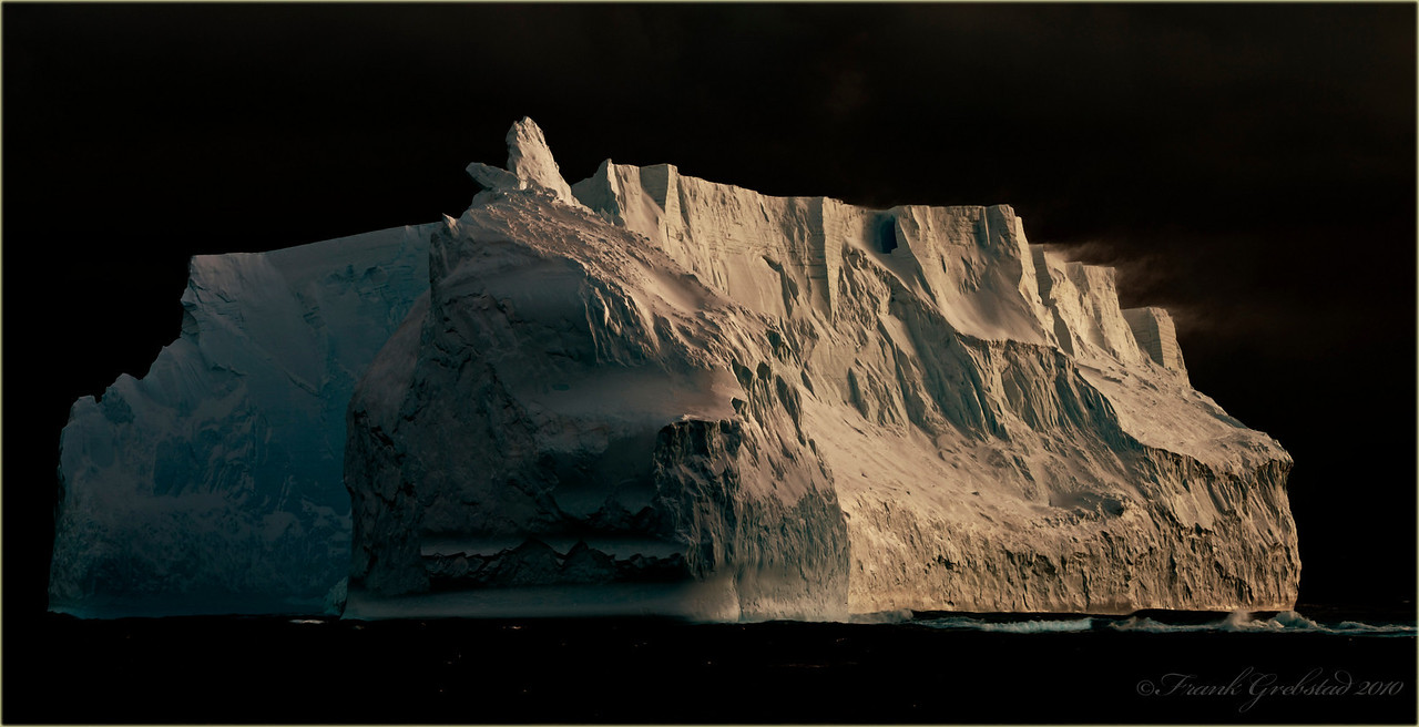 Shot outside Trinity Island, Antarctic Peninsula