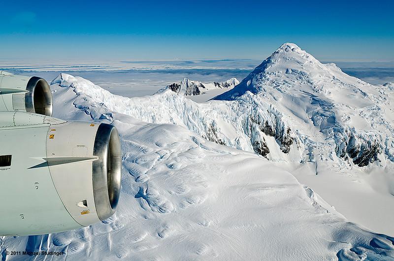 Alexander Island, Antarctica.