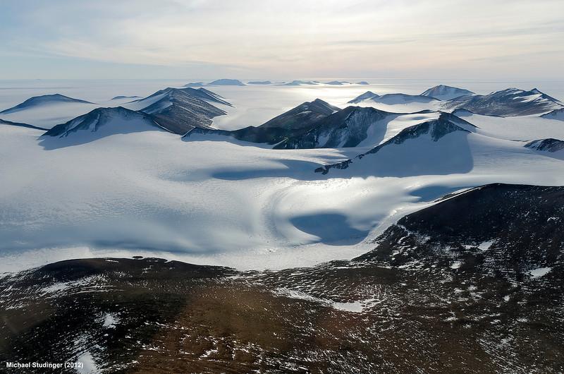 Pensacola Mountains, Antarctica.