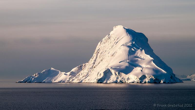 Delaite Island, just outside Nansen Island in Gerlache Strait