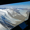 Taylor Glacier in the Dry Valleys, Transantarctic Mountains.