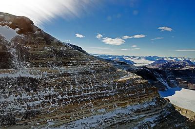 Mount Feather, Transantarctic Mountains.