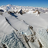 Kukri Hills with the Royal Society Range in the background part of the Transantarctic Mountains.