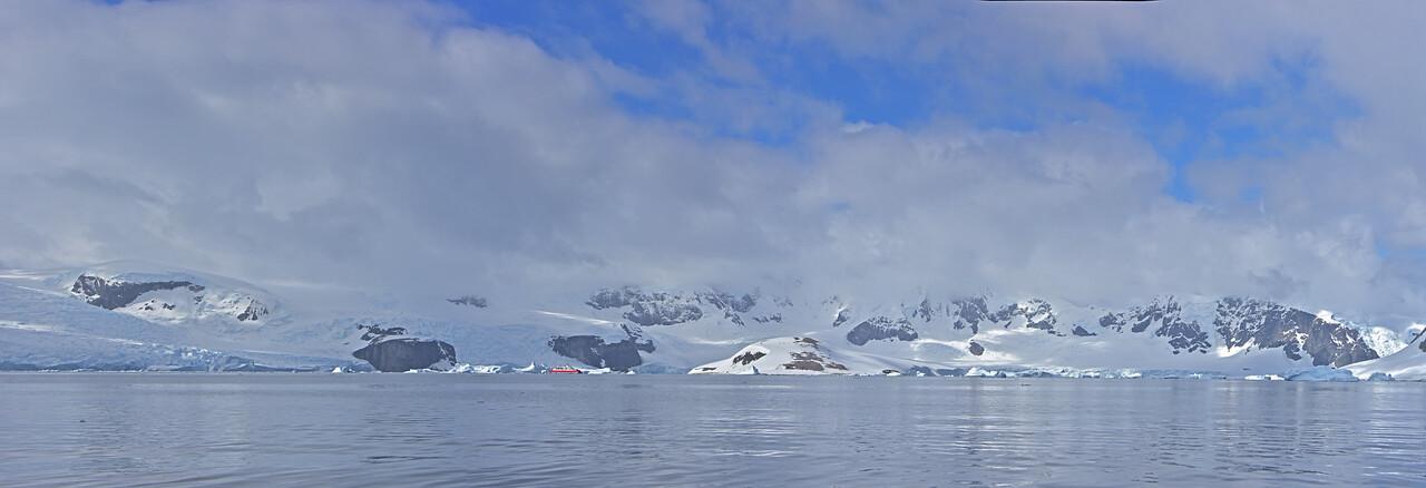 Glaciers, Cuverville Island