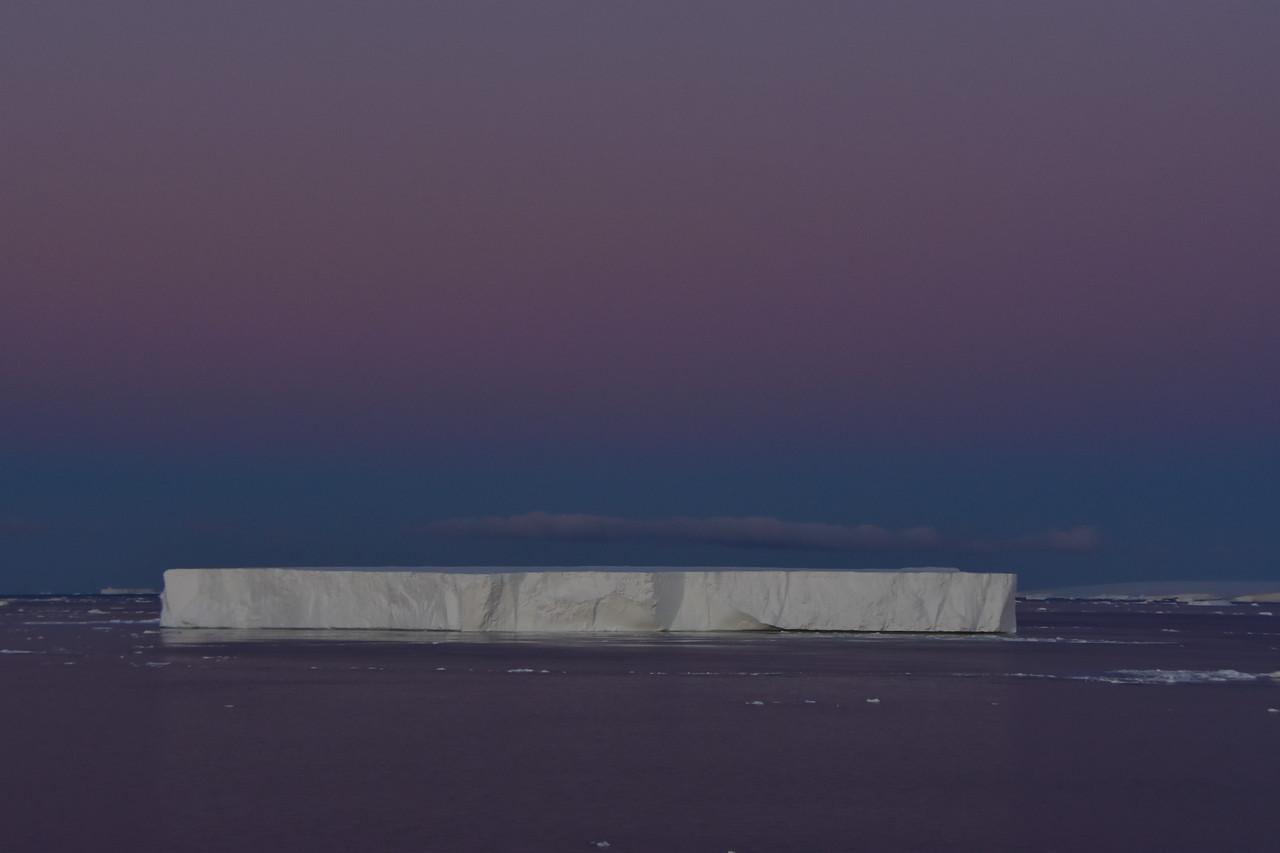 Tabular Ice Berg