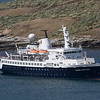 Our ship, Clipper Adventurer
