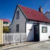 Old fisherman's cottage, Stanley