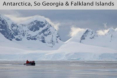 Antarctica, So Georgia & Falkland Islands