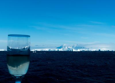 Antarctic Circle!
