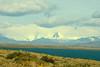 Lake Argentino on the way to Perito Moreno Glacier