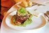Argentine Beef at Hotel Posada Loa Alamos in El Calafate, Argentina