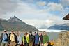 Our Group at Perito Moreno Glacier