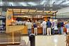 Starbucks at the Santiago Airport