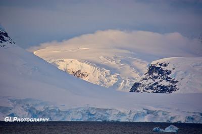 Antarctica - Errara Sailing Out