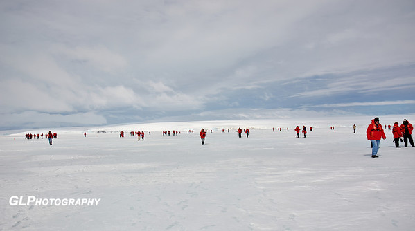 Antarctica - Ice Walk on Active Sound