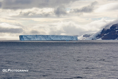 Antarctica - Morning Icebergs 12/12