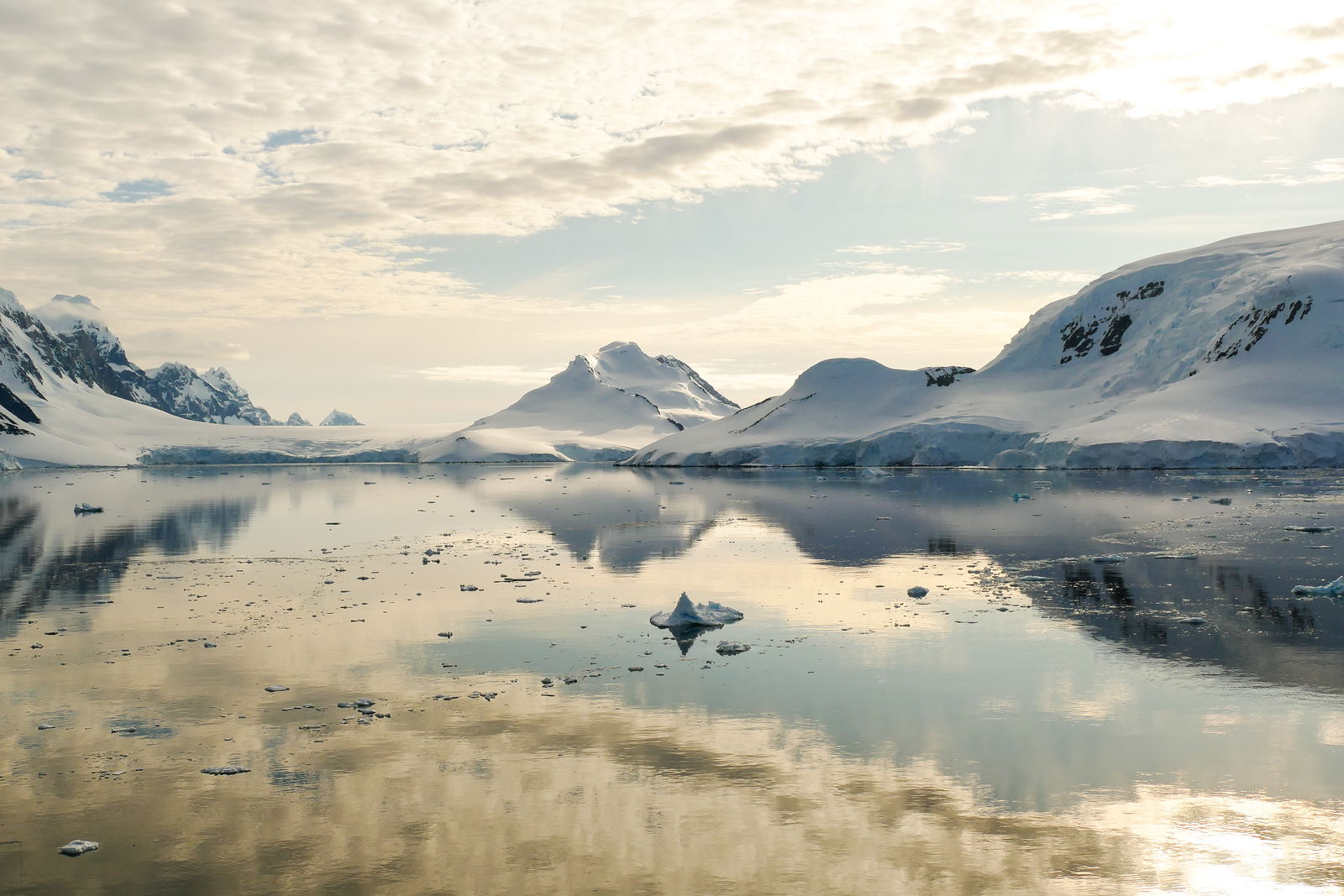 On a cruise through Neumayer Channel in Antarctica, remember to put the camera down. Soaking in the scene creates a travel memory that you'll never forget.