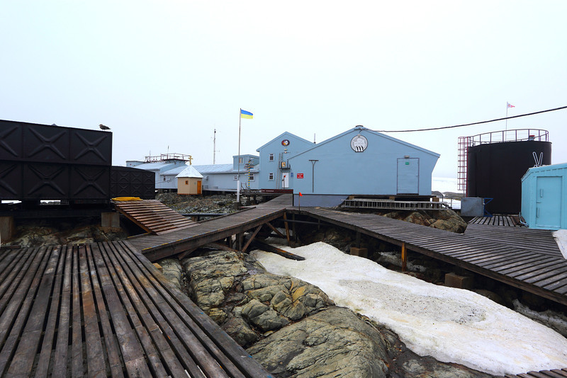 Akademik Vernadsky Station, Galindez Island 65 15S, 64 16W