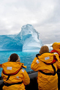 Iceberg graveyard at Pleneau