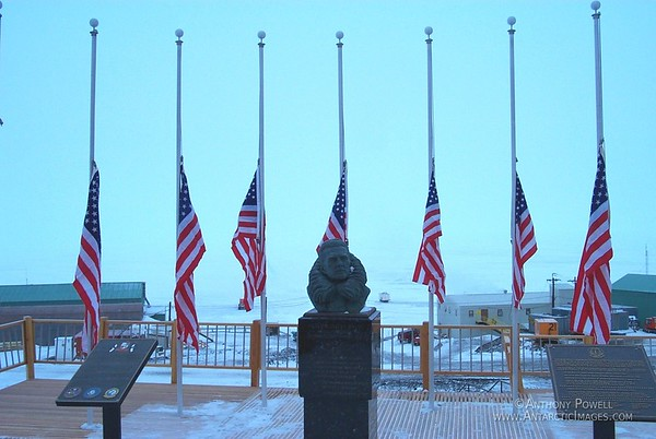 September 11th 2001 McMurdo Station