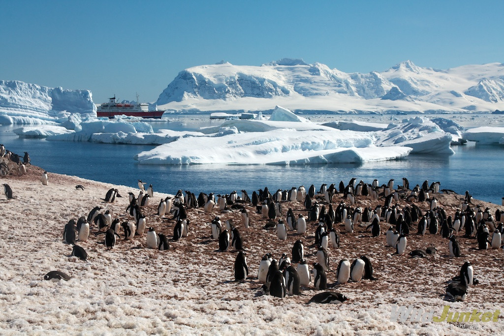worlds most unearthly landscapes Antarctica