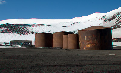 Deception Island - Whaler's Bay