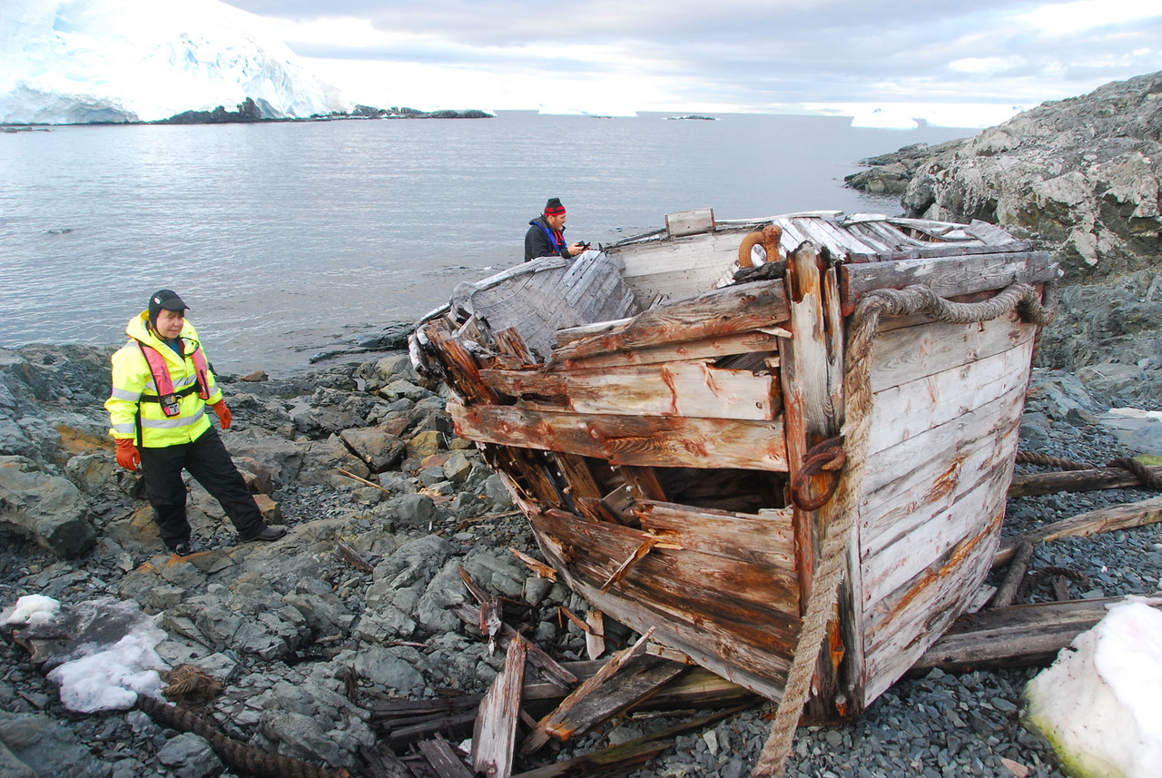 Whaling Relics