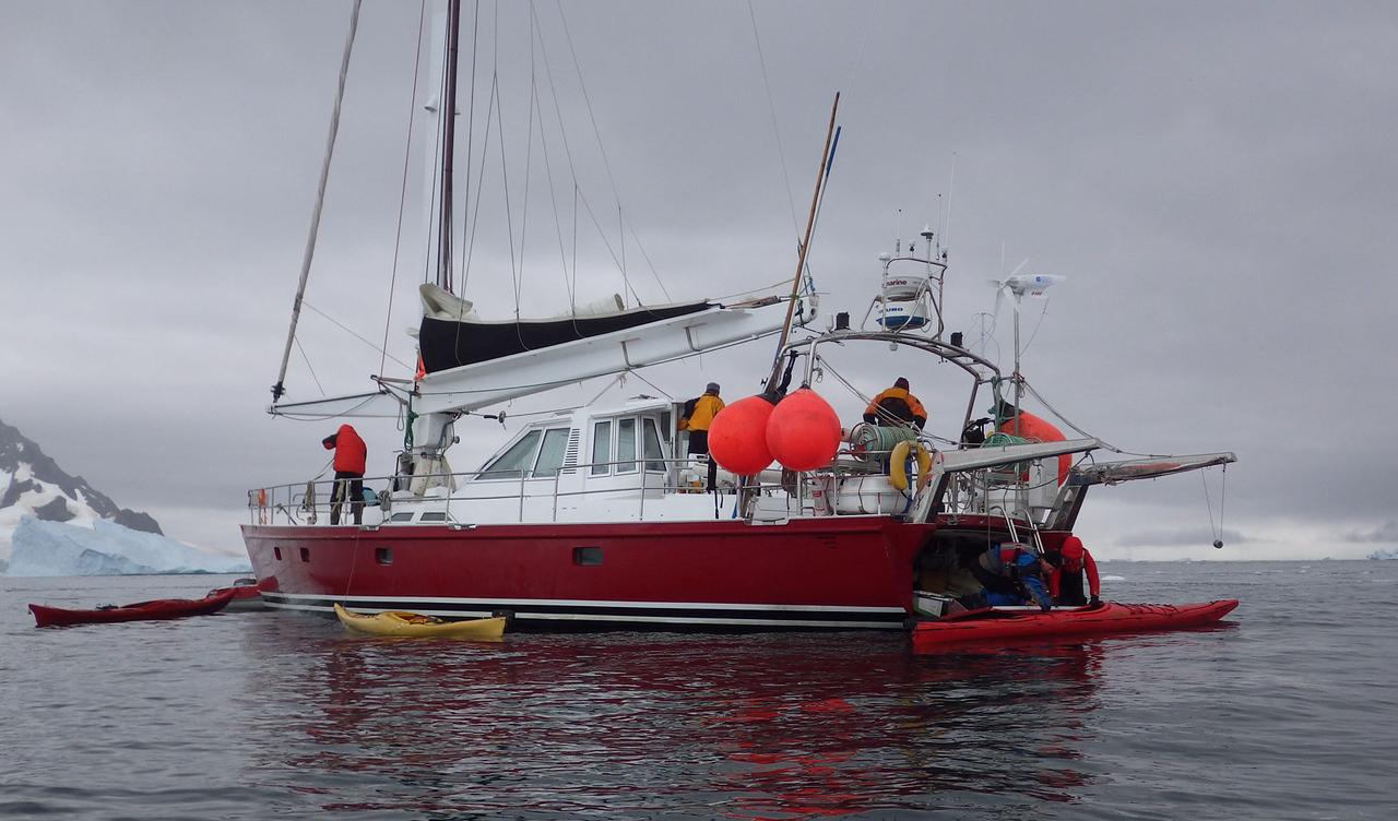 Selvick Cove Launching