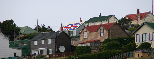 "Stanley, East Falkland Island: ""Staunchly British and Proud of It"""