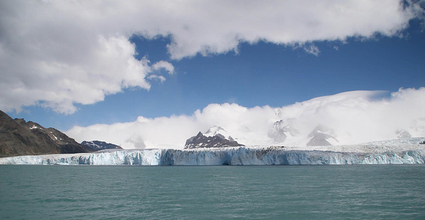 The glacier was charted by the Swedish Antarctic Expedition and named for Otto Nordenskjöld, the leader of the expedition.