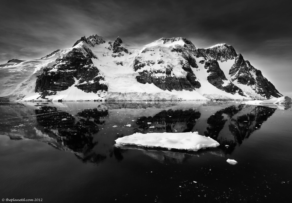 Antarctica-ice-landscape