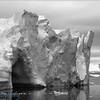 Iceberg near Cuverville Island, Antarctica