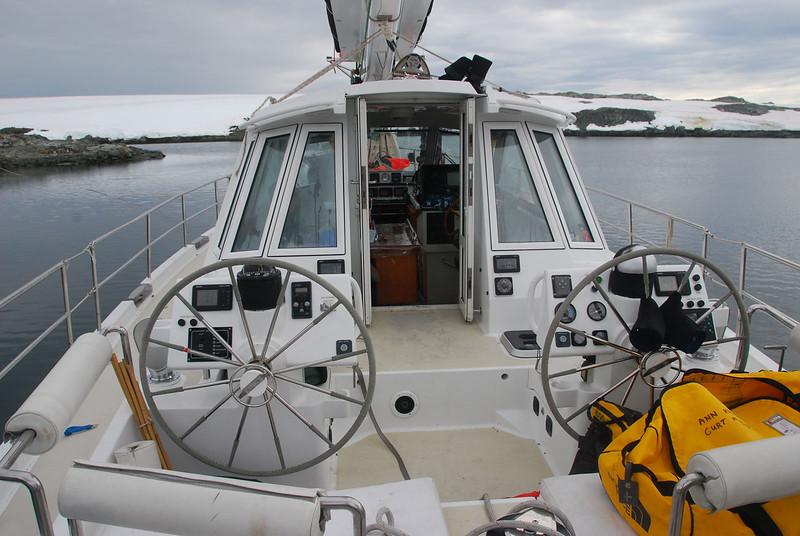 The Icebird Cockpit