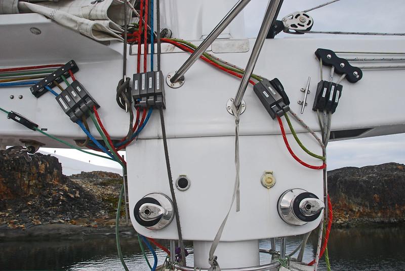 The Aero-rig Mast