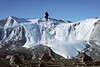 Radio repeater on top of Mount JJ Thompson