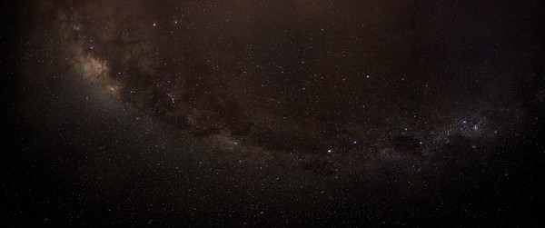 Galaxy Southern Cross Pano