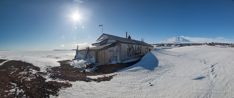 Cape Evans Hut Pano 2