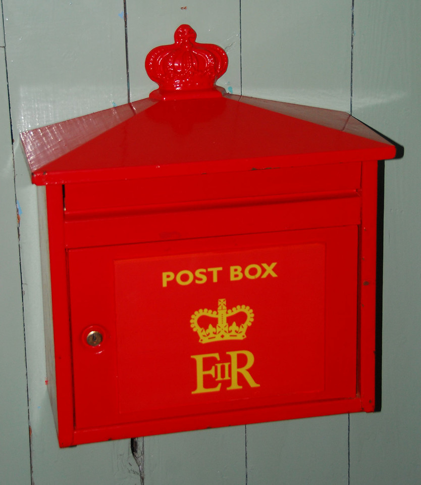 The Southernmost Mailbox in the World
