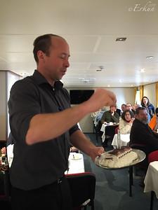 Expedition Day 7 - Bellingshausen Sea - Happy Birthday Mui. 15 Jan 2015