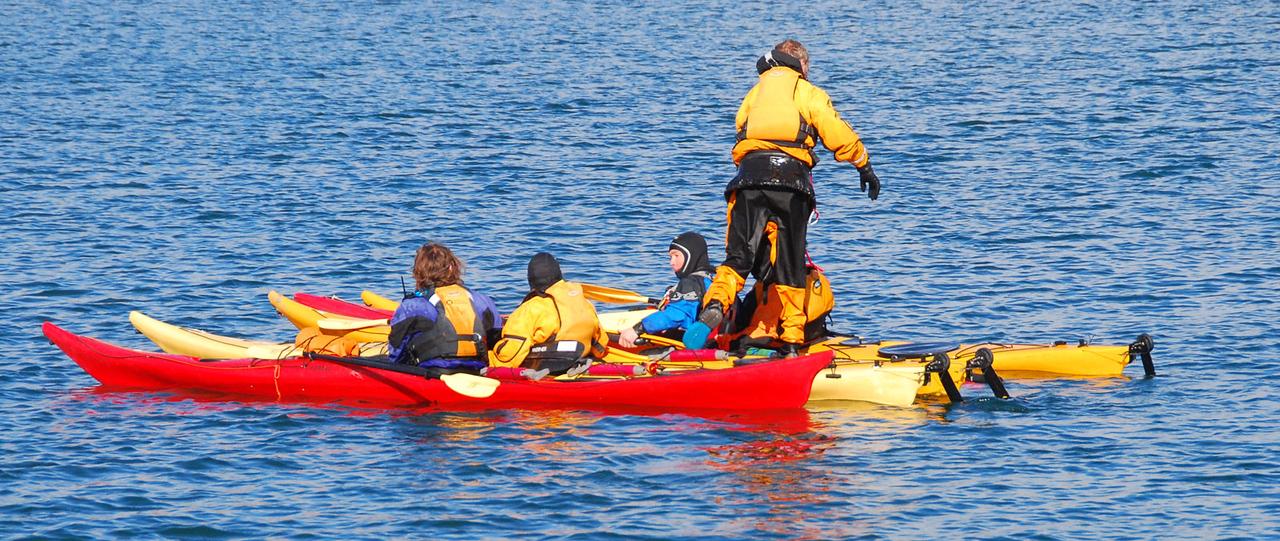 Kayak Skills Checkout