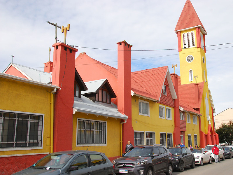 Colorful Ushuaia