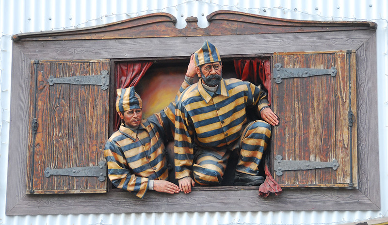 Prisoners in Ushuaia