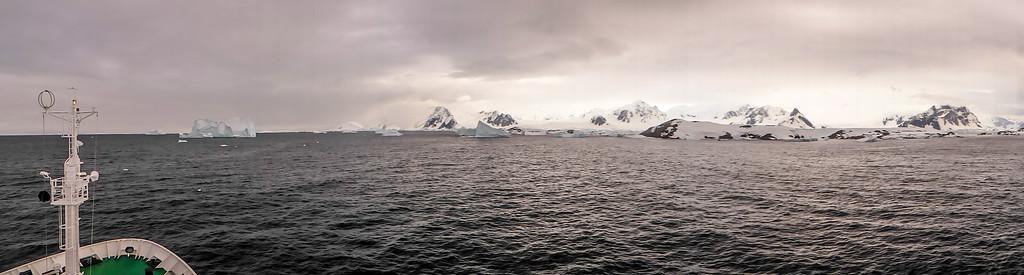 Vernadsky Panorama