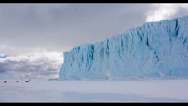Frozen South: 24hr Sunlight