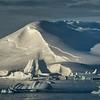 Sunlit Glacier