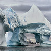 Iceberg Formation with Opening