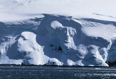 Iceberg With Faces