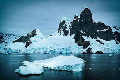 Majestic Lemaire Channel, Antarctic Peninsula
