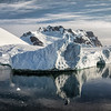 Lemaire Iceberg and Mountain