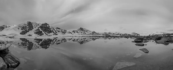 Cemetery Flats, Signy Island, Antarctica